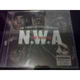 N w a   Best Of The Strength Of Street [cd] Dr  Dre ice Cube